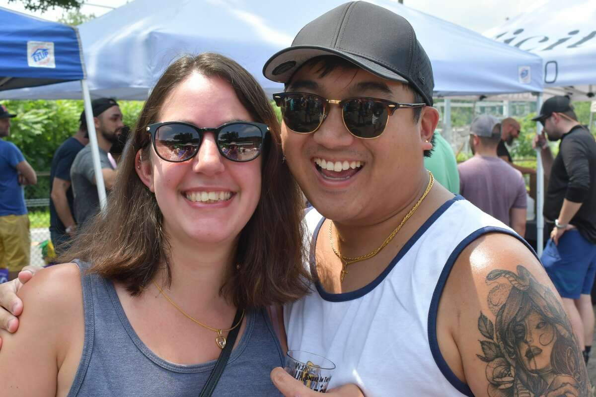 Bad Sons Brewery in Derby held Brewers Ball HomeBrew Festival on Saturday, July 17, 2021. Attendees sampled from over 60 beers and participated in a People's Choice competition. Were you SEEN?