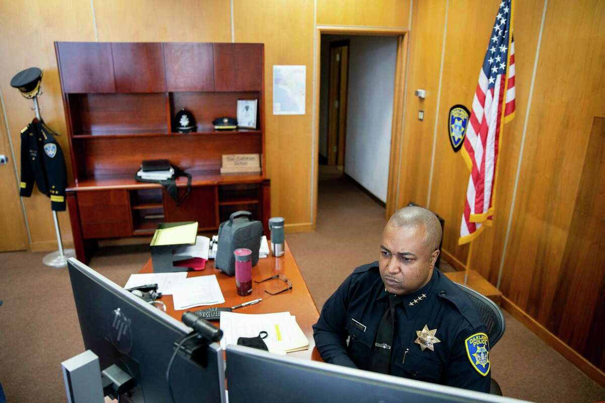 Oakland Police Chief LeRonne Armstrong says the city will become less safe without more police resources.