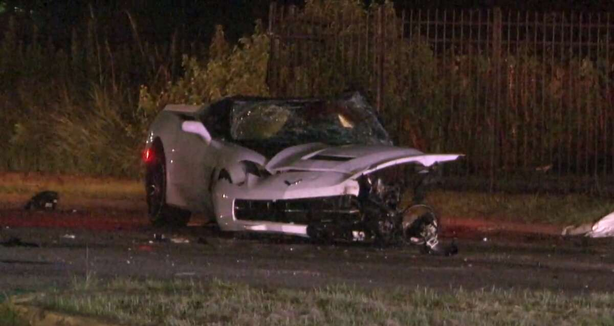 A man was killed on July 18, 2021, after crashing into a tree along the 6500 block of Queenston Boulevard.