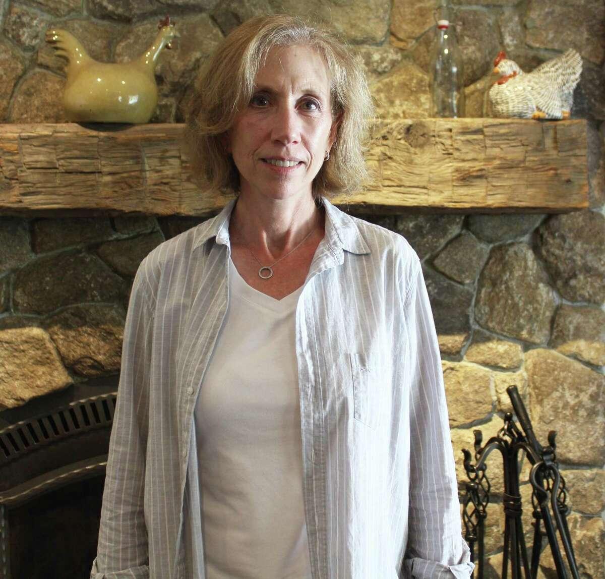 Westport Democratic Town Committee Chair Ellen Lautenberg