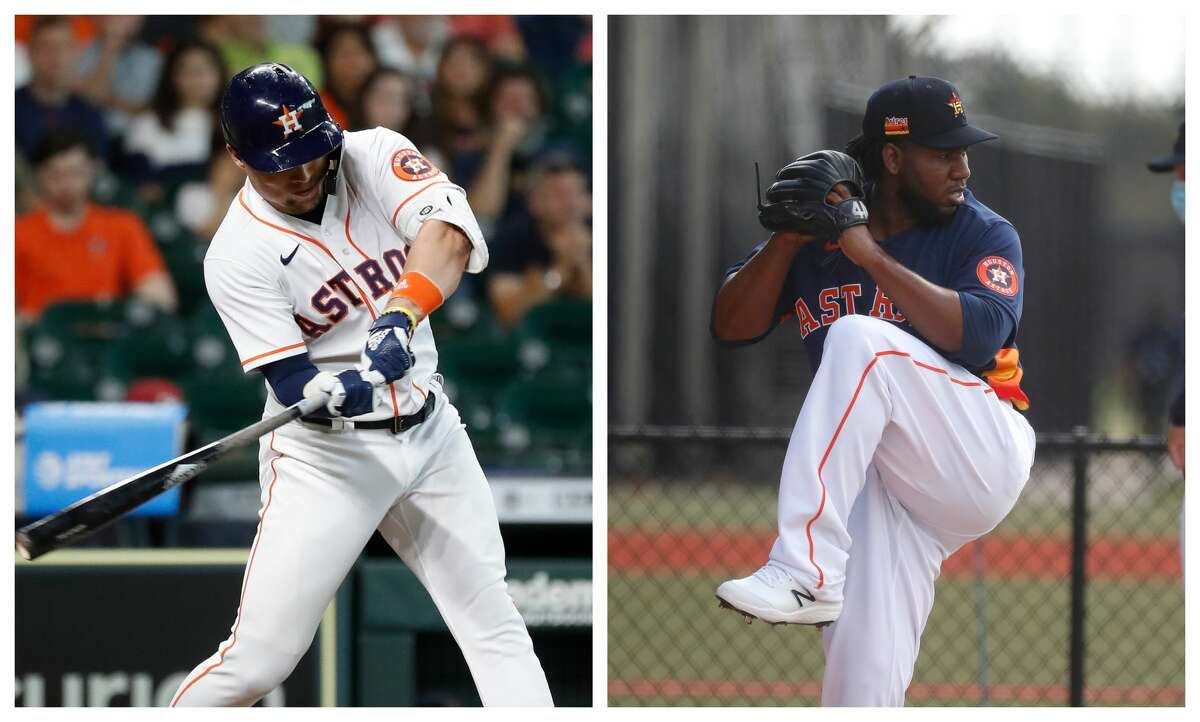 Both Aledmys Díaz and Pedro Báez are nearing the next steps of their extended minor league rehab assignments.