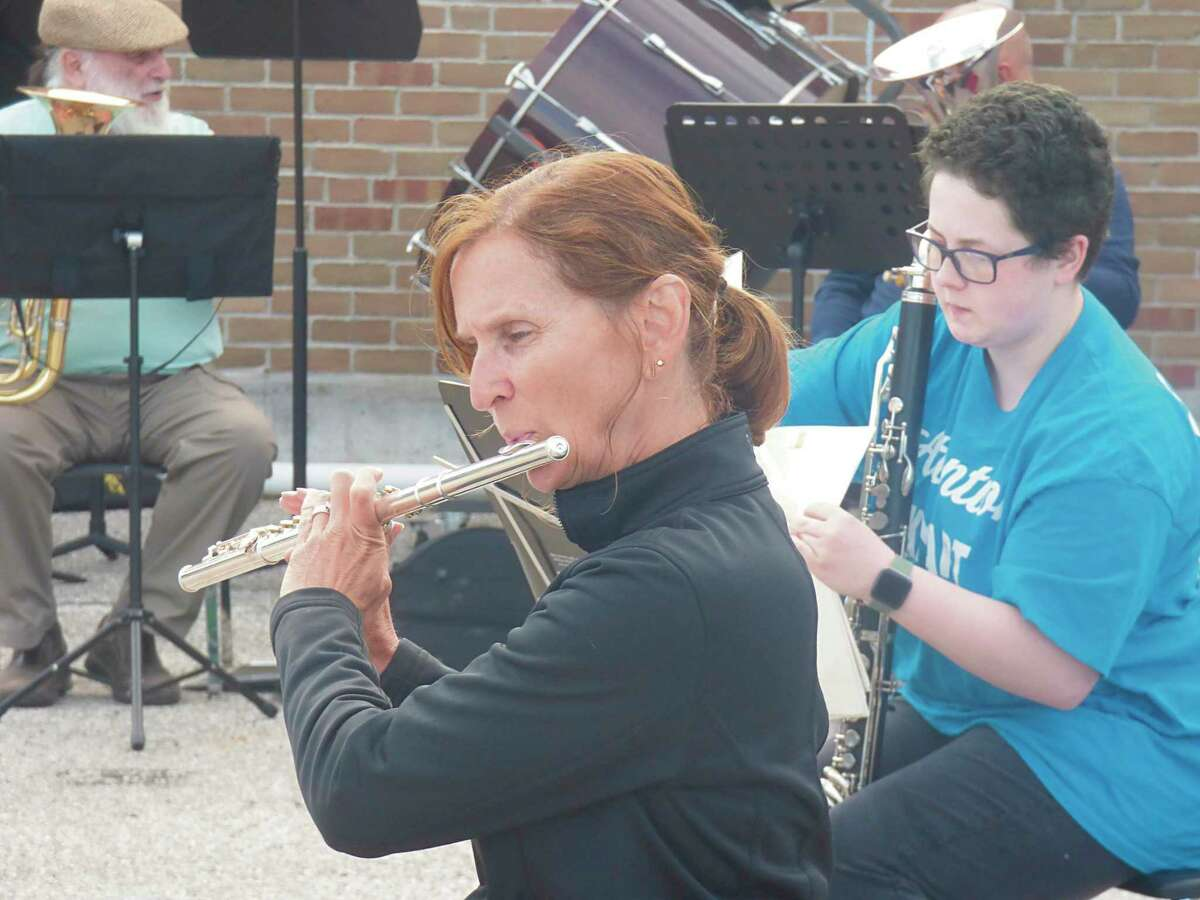 The Manistee Community Band will perform at7 p.m. on July 23 as part of Frankfort Mineral Springs Concert in the Park.