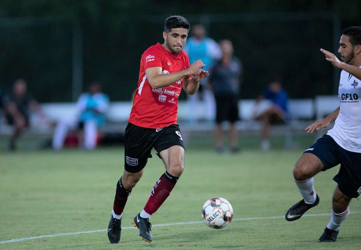 Laredo Heat forward Nadav finished the season with 10 goals and is one of six nominees at forward in the conference awards.