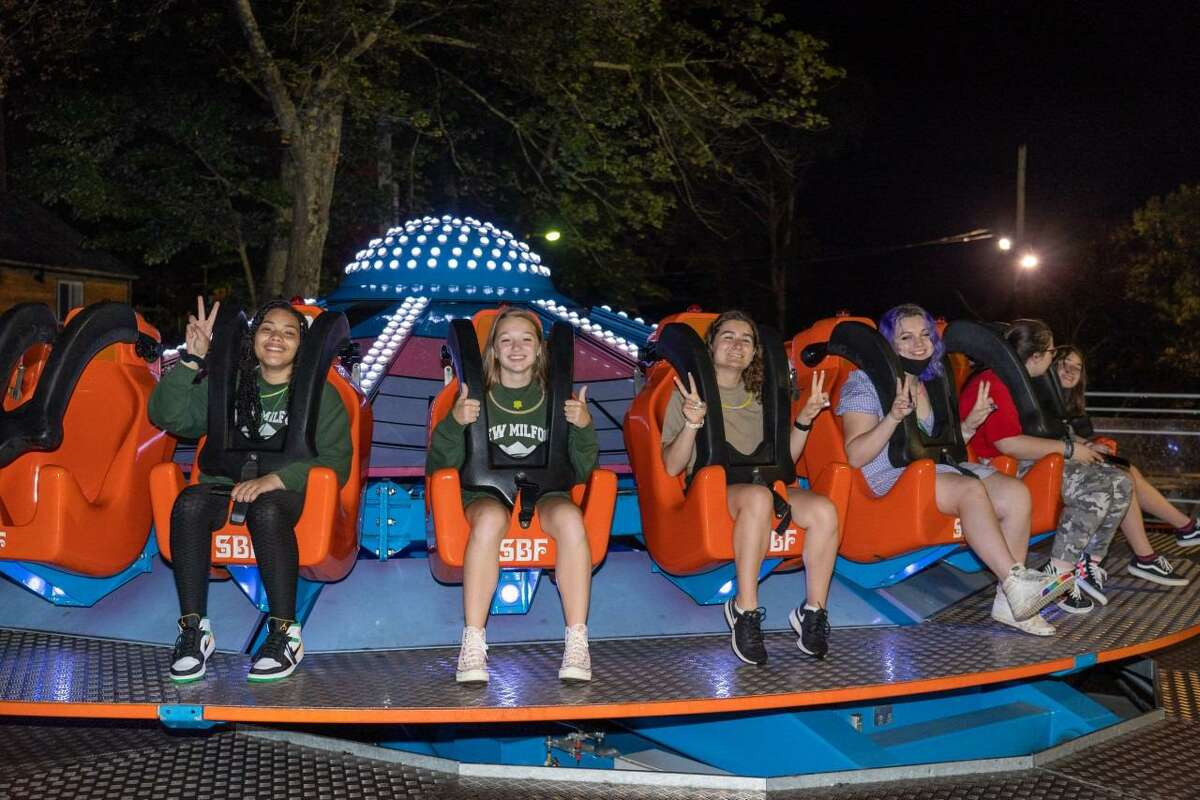 The 27th annual New Milford High School Graduation Party, which took place on Saturday, June 19, was also held offsite for the first time since its inception, at the Quassy Amusement Park in Middlebury due to coronavirus pandemic restrictions.