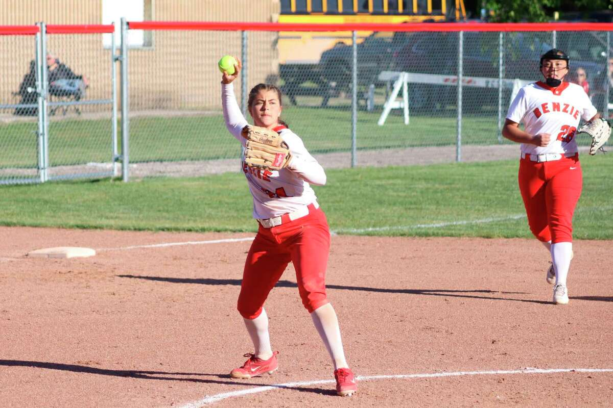 Riley Sanchez played a little bit of everything for the Huskies while leading them in most offensive categories. (Record Patriot file photo)
