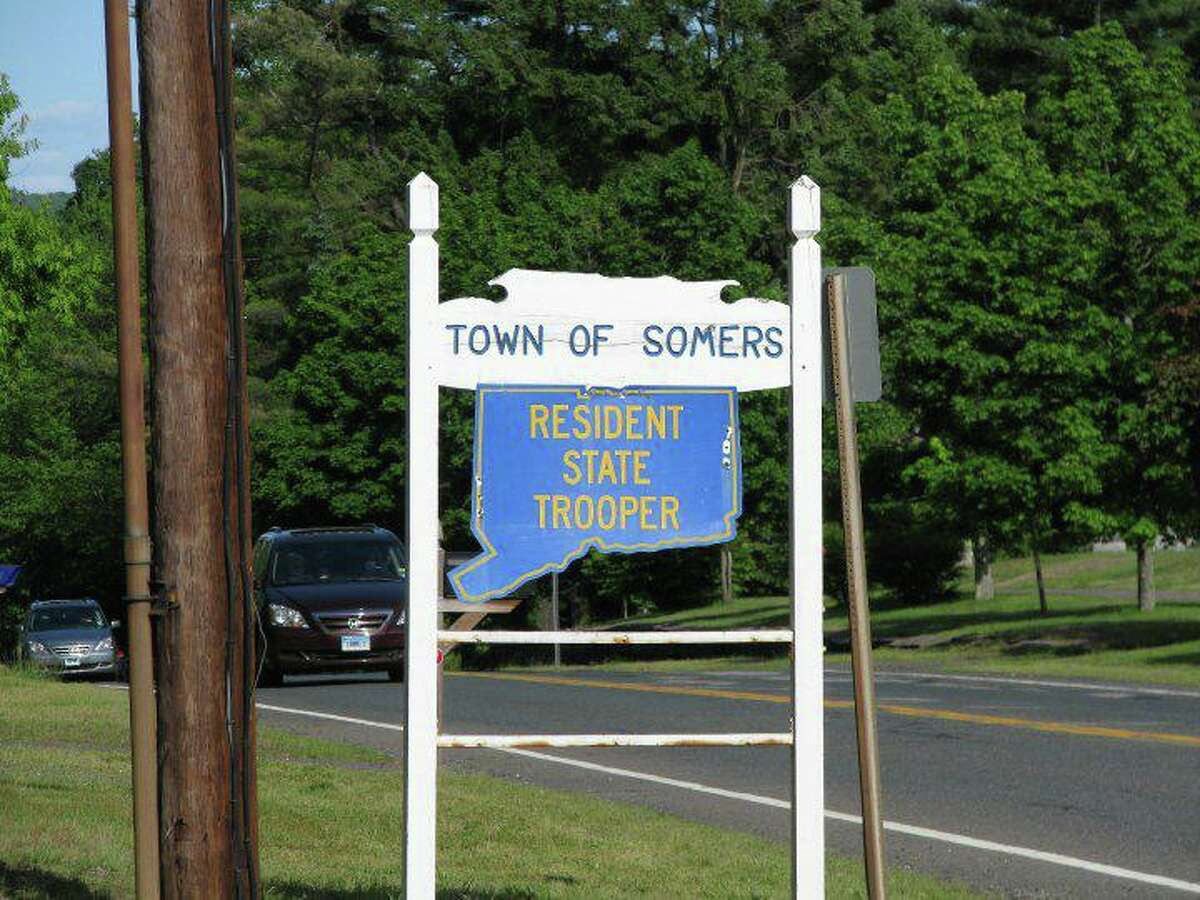 A tornado, with wind speeds up to 80 mph and heavy rain, touched down in Somers, Conn., on Sunday, July 18, 2021.