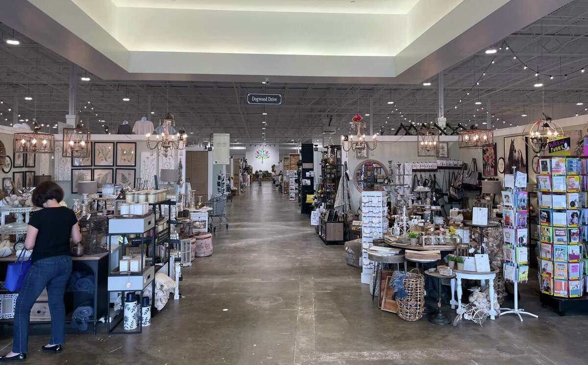 Painted Tree Boutiques offers more than 300 craft vendors in one location.