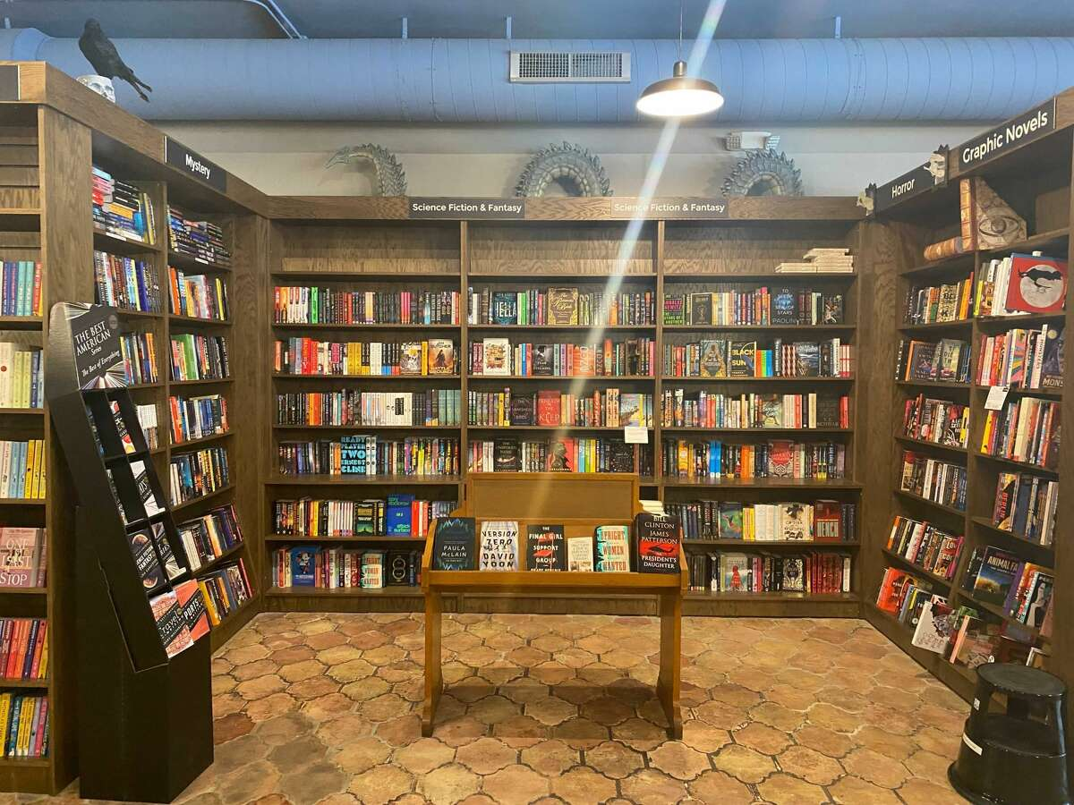 Nowhere bookstore finally opens to the public after only opertaing via curbside and delivery for more than a year.