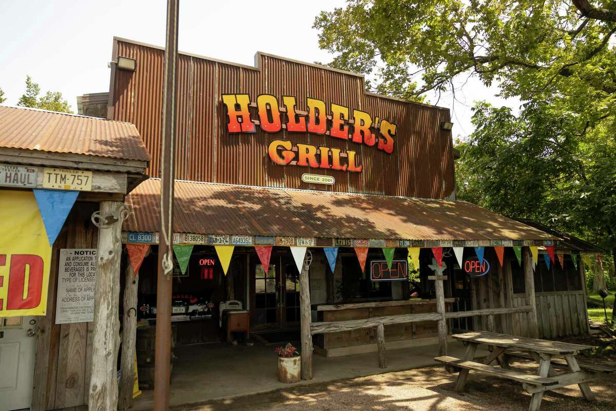 Holder's is seen, Tuesday, July 15, 2021, in Dobbin. The restaurant has been a staple in the community since it first opened in 2001 and was recently visited by Modern Family actor Jesse Tyler Ferguson.
