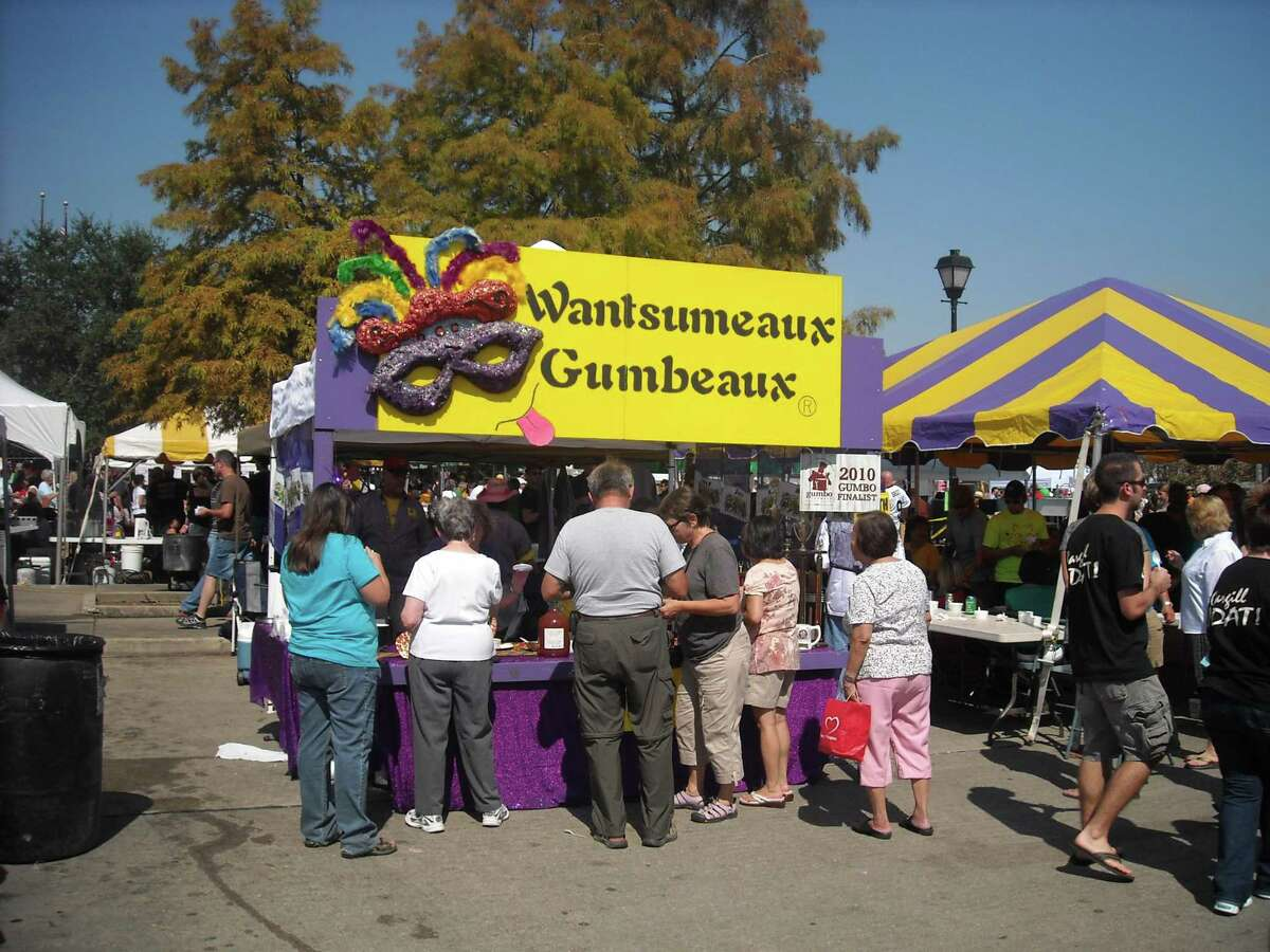 Wantsumeaux Gumbeaux competed in the World Championship Gumbo cook-off in New Iberia, Louisiana.