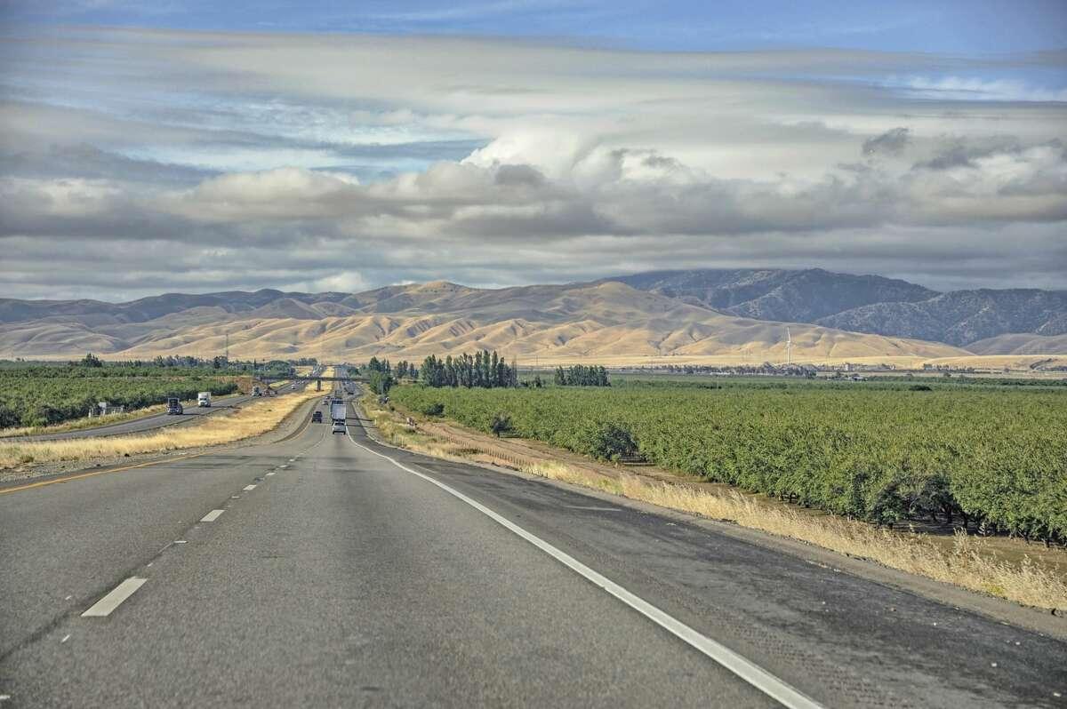 Highway 99.