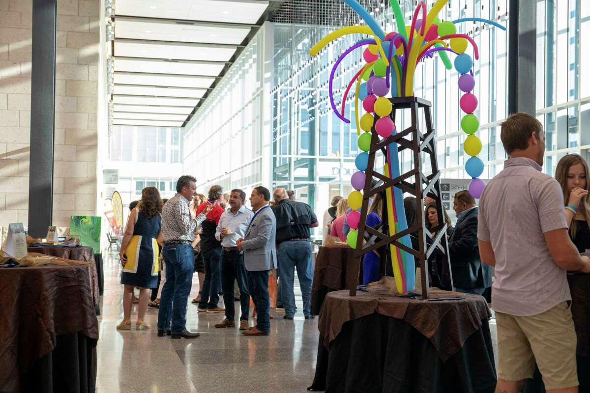 Scenes from the Celebration of the Arts Premier Party on Friday, July 16, 2021 at Bush Convention Center. Jacy Lewis/Reporter-Telegram