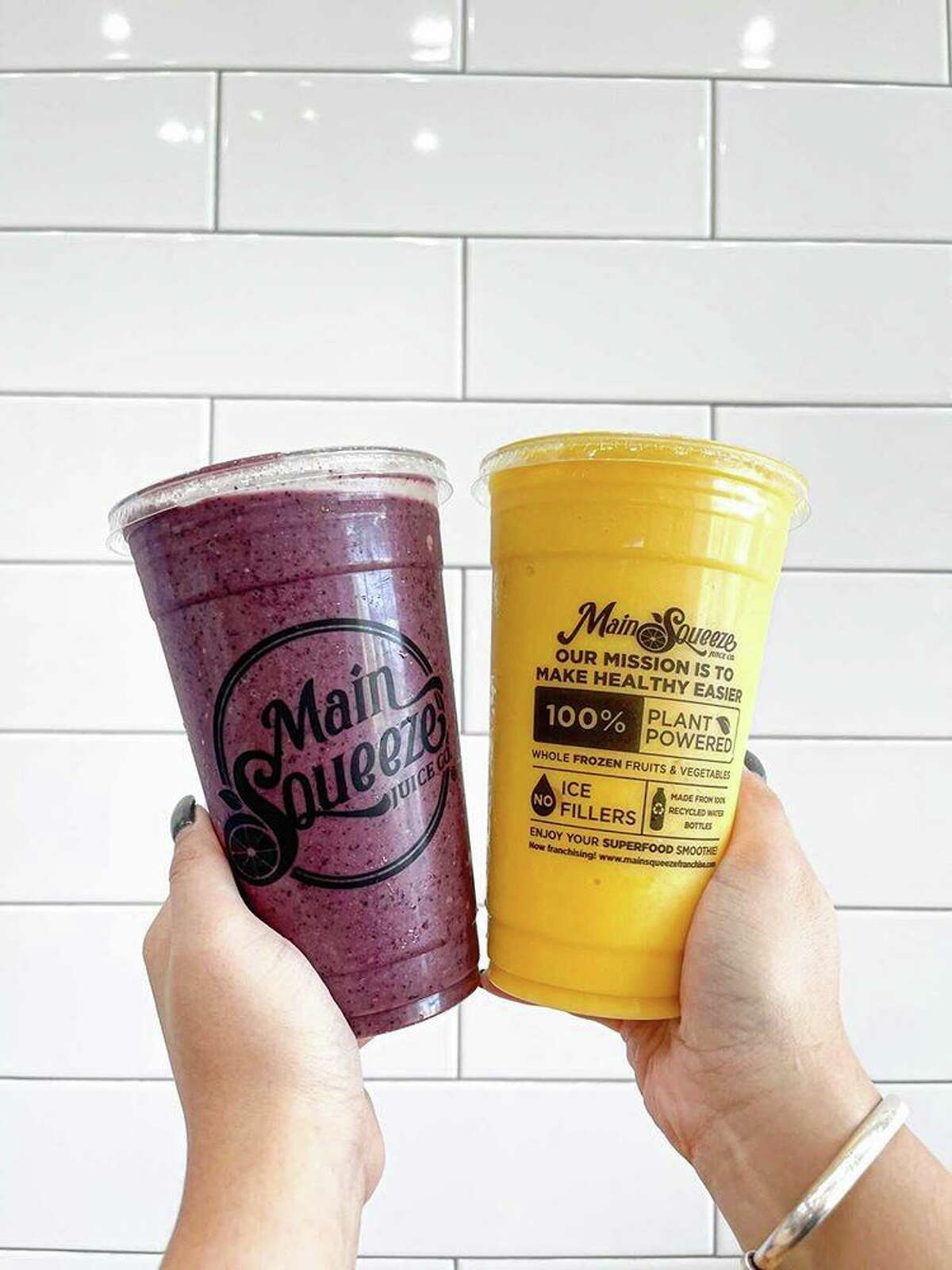 The Main Squeeze officially opened its Friendswood store on July 9 at 1501 W Parkwood Suite 103.