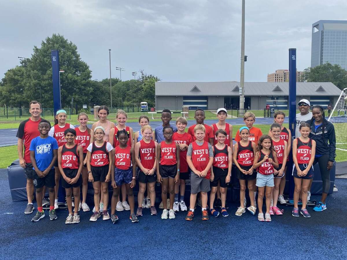 In its first season of existence, the West U Flash youth track team qualified 18 of its 36 athletes for the upcoming AAU Track & Field Junior Olympics which will take place at Turner Stadium in Humble from Aug. 2 - 7.