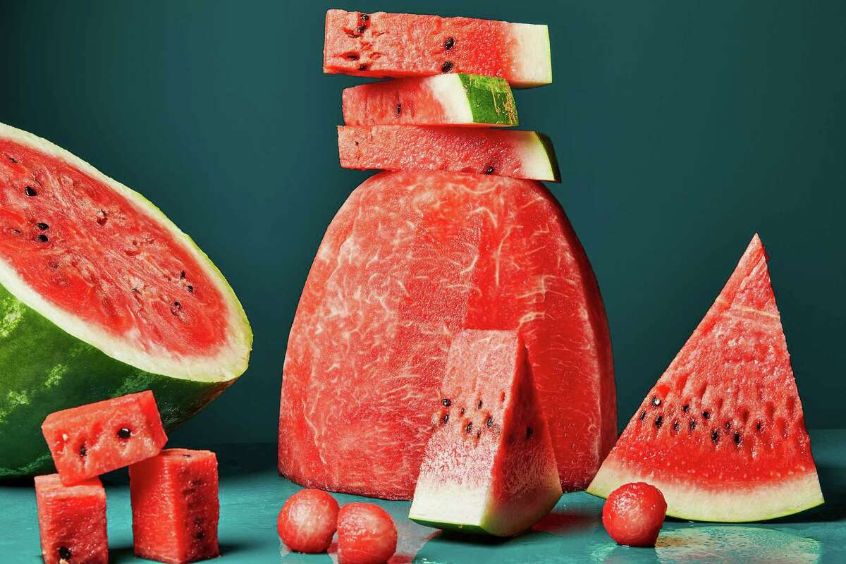 Known for bright flesh and sweet flavor, watermelons come in a variety of shapes, sizes and colors.