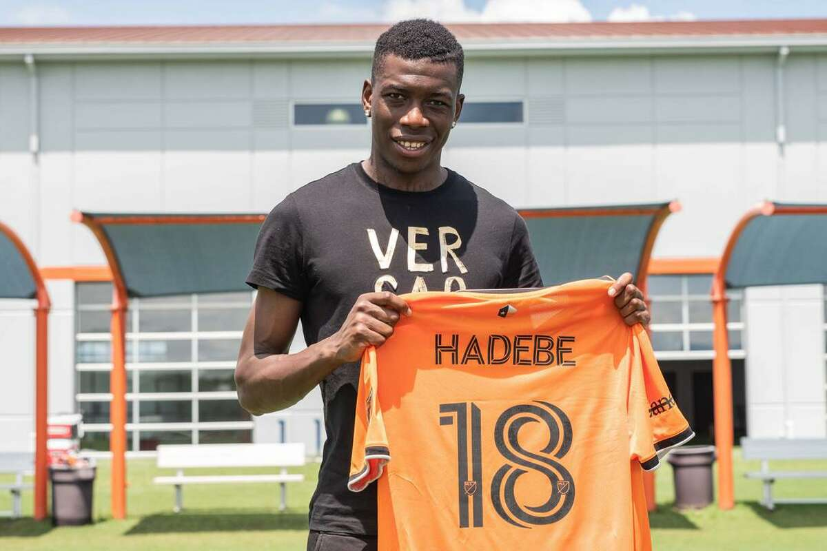 After two weeks of training with his Dynamo teammates, recent acquisition Teenage Hadebe is expected to make his Houston debut Tuesday against Vancouver.