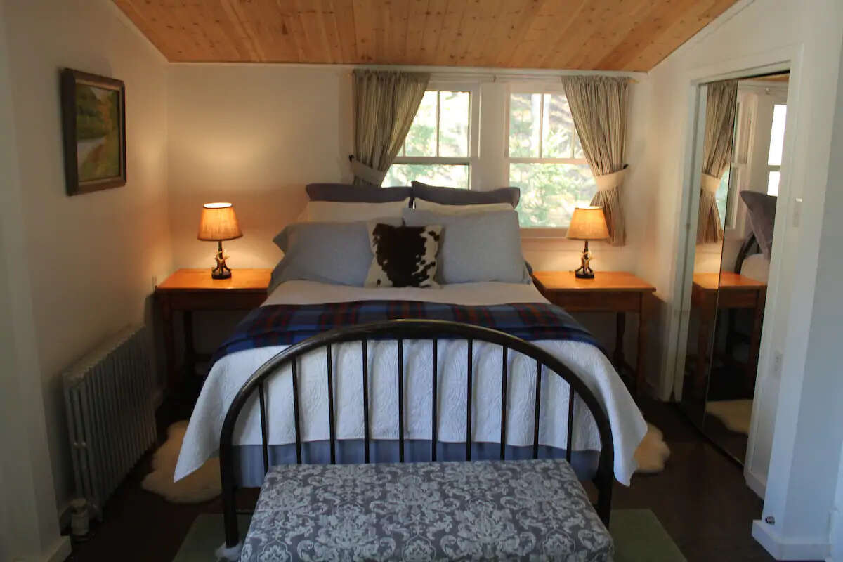 This Livingston Manor guesthouse was ranked the highest in New York in terms of hospitality by Airbnb. Owner Bryan Cronk has spent the past six years building a reputation as a communicative host.
