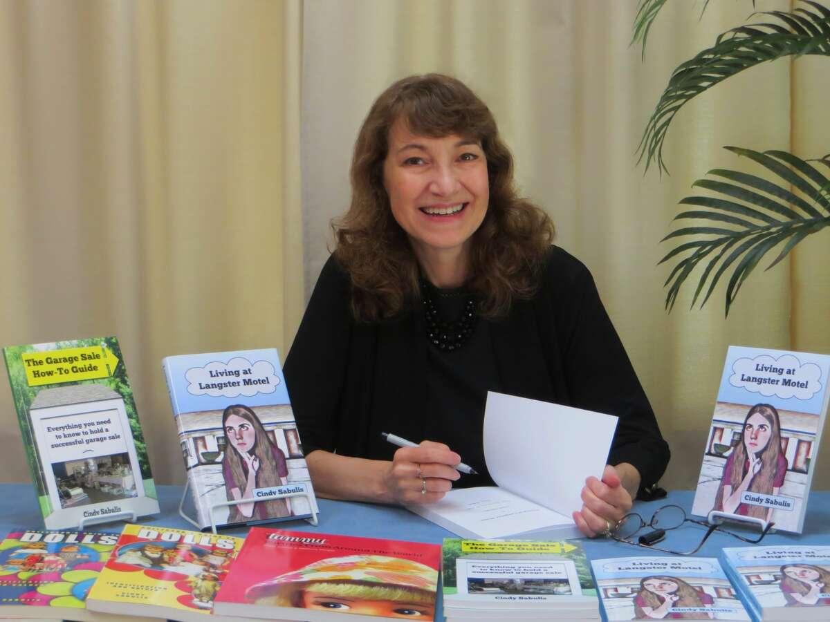 "Shelton author Cindy Sabulis recently published his middle grade novel ""Living at Langster Motel."""