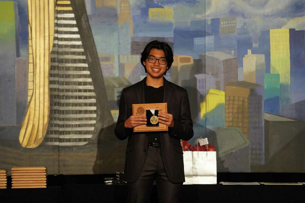 Ian Pedroza is a 2021 graduate of The WoodlandsCollegePark High School -The Academy of Math and Sciences and a recipient of the Mitchell & Priscilla Lou Scholarship from the Chinese Professional Club.