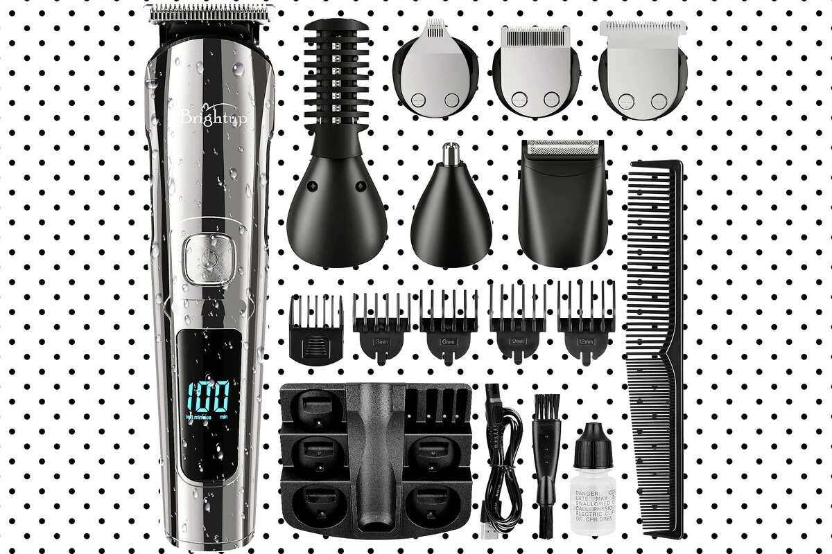 Brightup multifunctional grooming kit