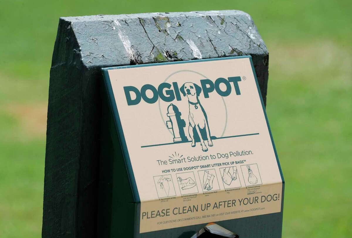 Most dog owners do not consider man's best friend's poop a government-designated environmental pollutant, but that's exactly what canine feces is according to the Environmental Protection Agency and - local official say - it has become a problem in The Woodlands.