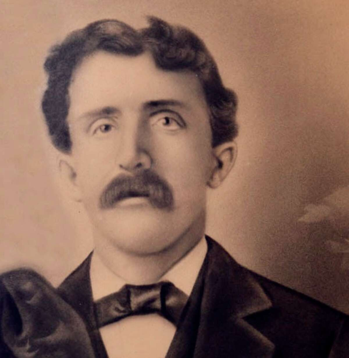 Vigilio Genetti settled in Collinsville and married twice with two families.