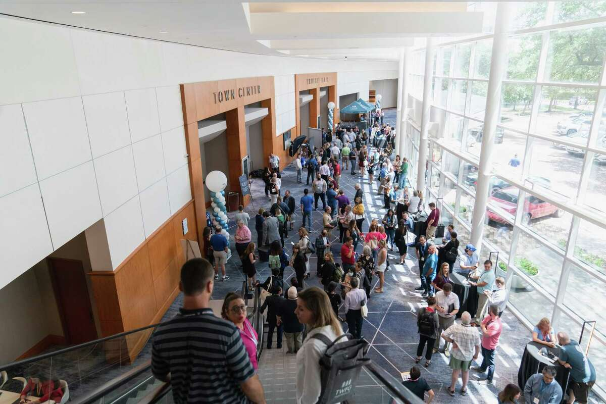 Hundreds of visitors descended on The Woodlands from July 15-17 for the 20th anniversary fete of The Woodlands Financial Group, the largest insurance company in Montgomery County which is owned by township board chairman Gordy Bunch.
