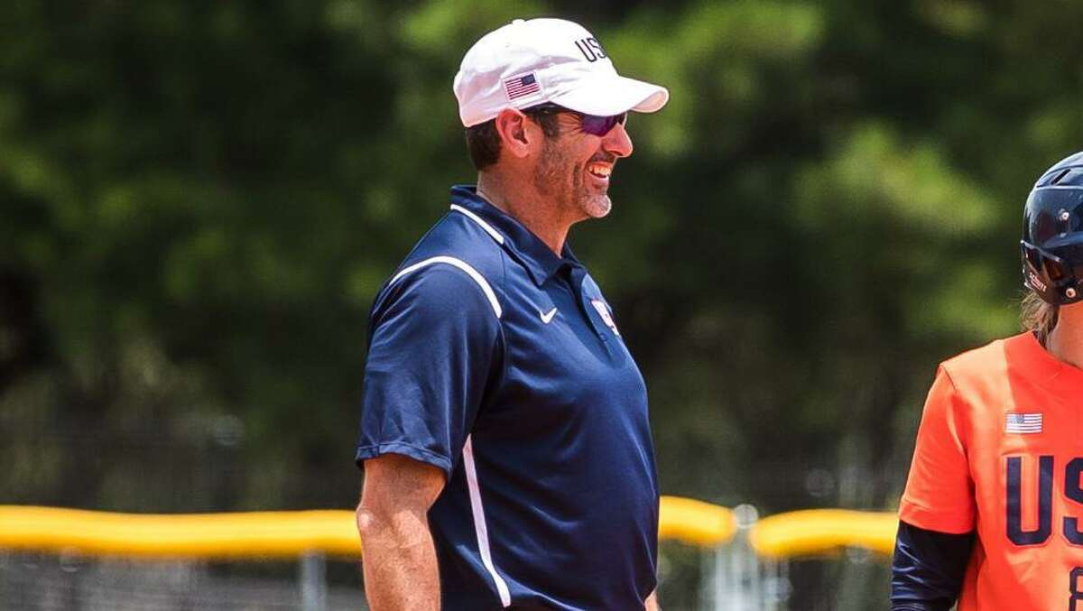 Orange native Howard Dobson will serve as an assistant coach for USA softball at the Olympic games this week in Tokyo.