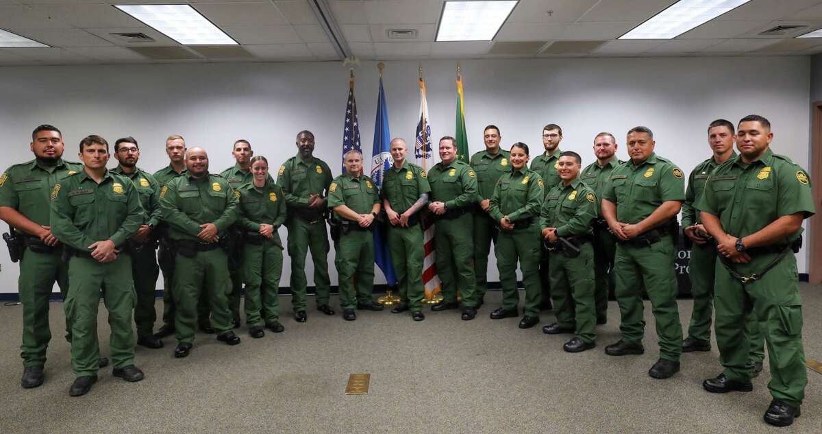 The United States Border Patrol Laredo Sector announced 12 graduates for its second Laredo Sector Export Concealed Humans and Narcotics Detection Handler's Course.