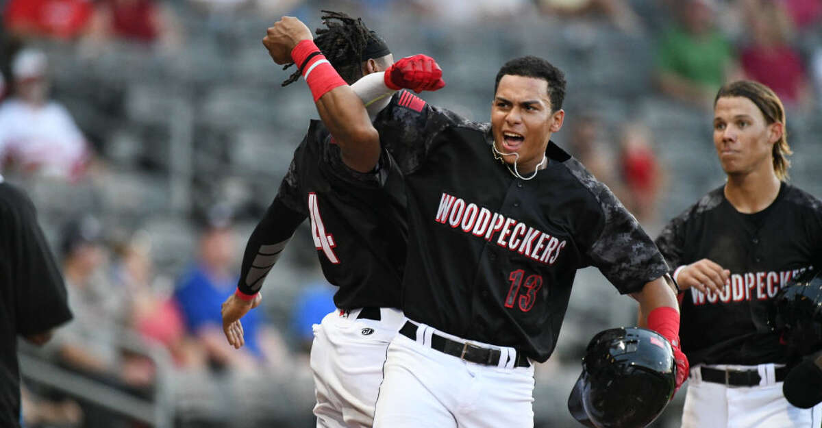 J.C. Correa, a Lamar University graduate, is off to a strong start in his professional career.