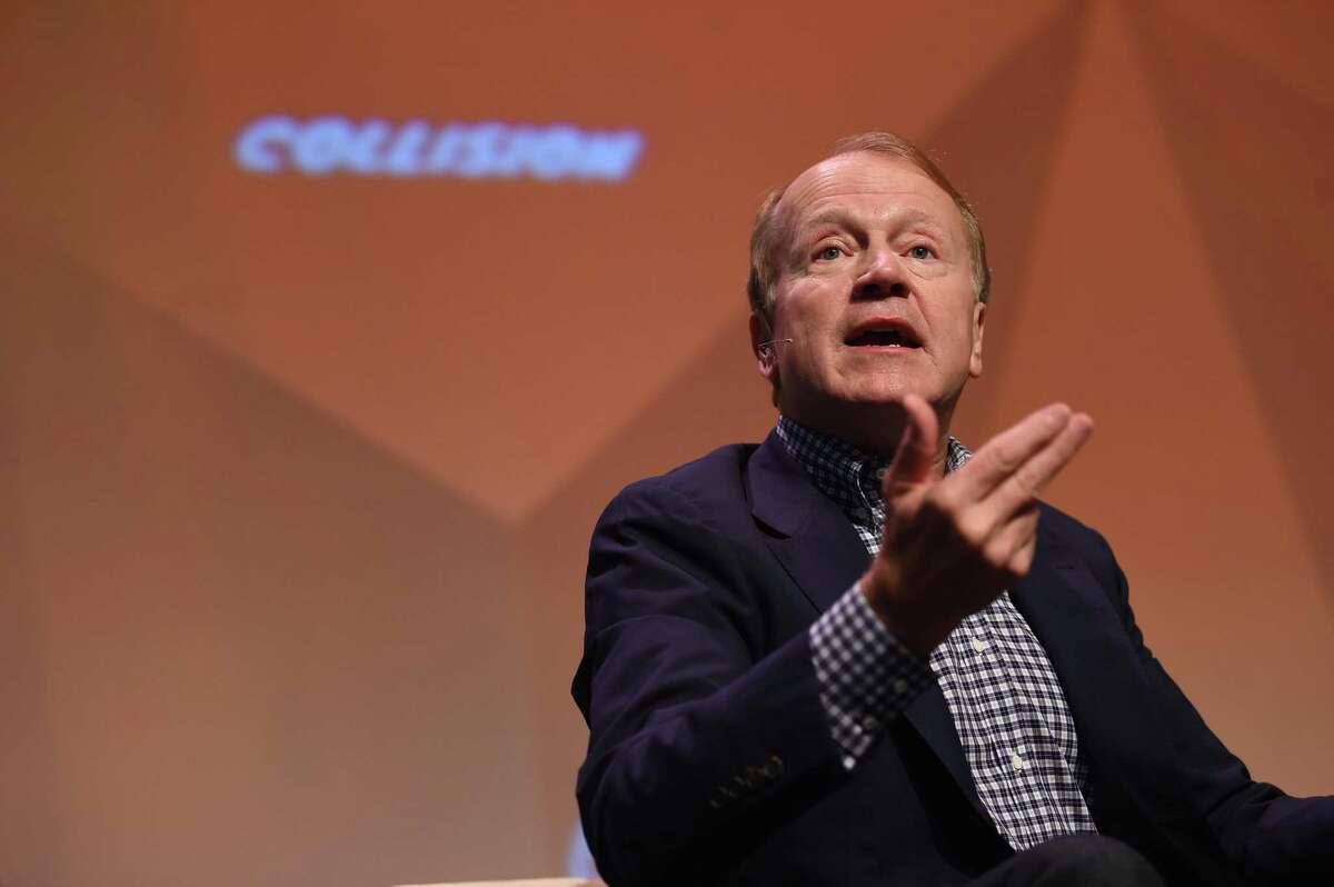 John Chambers, former CEO of Cisco
