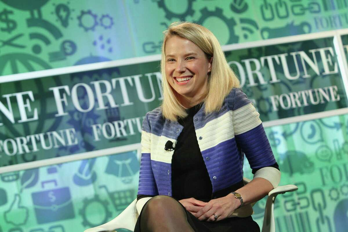 Marissa Mayer, former CEO of Yahoo
