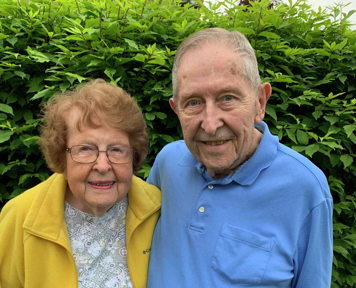 Walt Rupprecht and Joanne MacLeod began dating in the tenth grade in high school. (Photo provided)