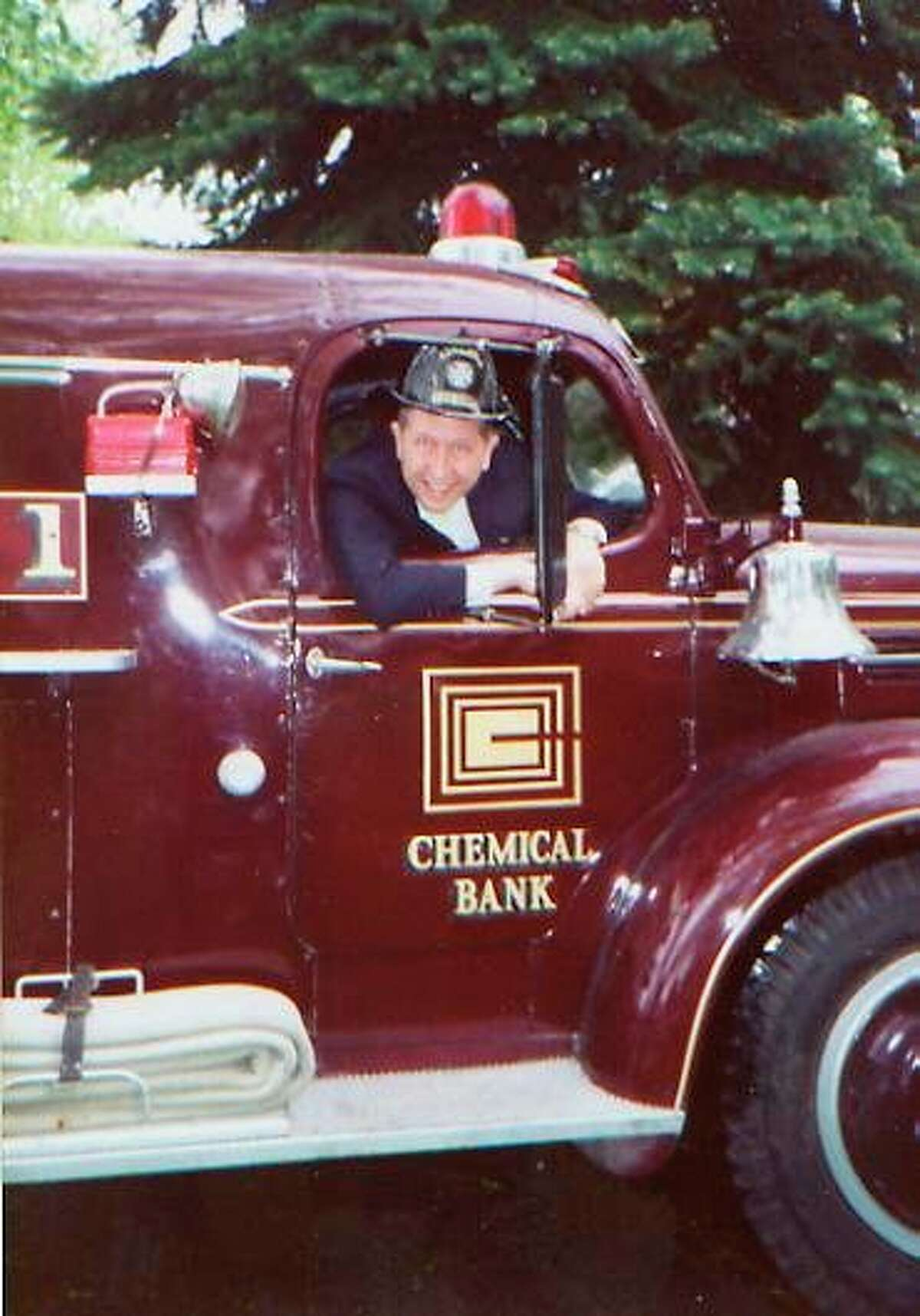Walt retired from The Dow Chemical Co. in 1991 after 37 years. (Photo provided)