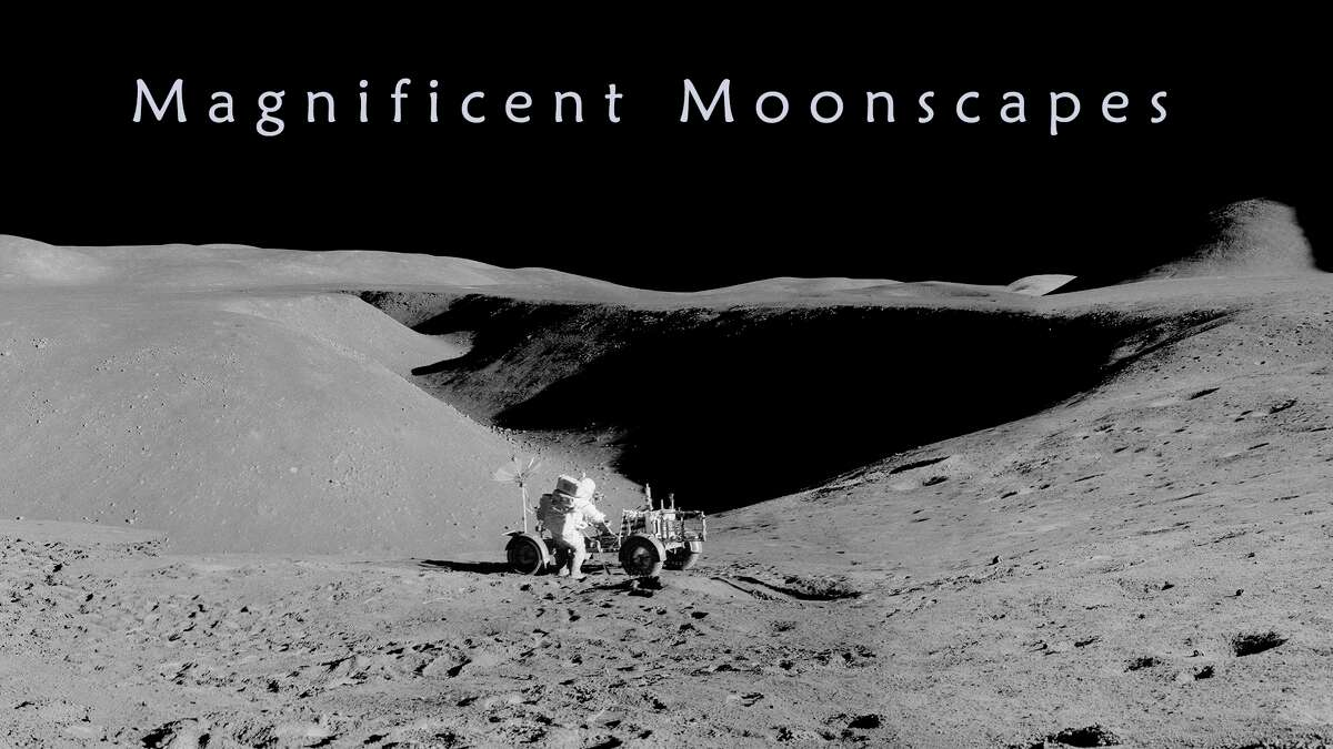 """""""Magnificent Moonscapes"""" will take audiences on a guided tour through the spectacular scenery and discoveries made in the Apennine Mountains of the moon. (Photo provided)"""