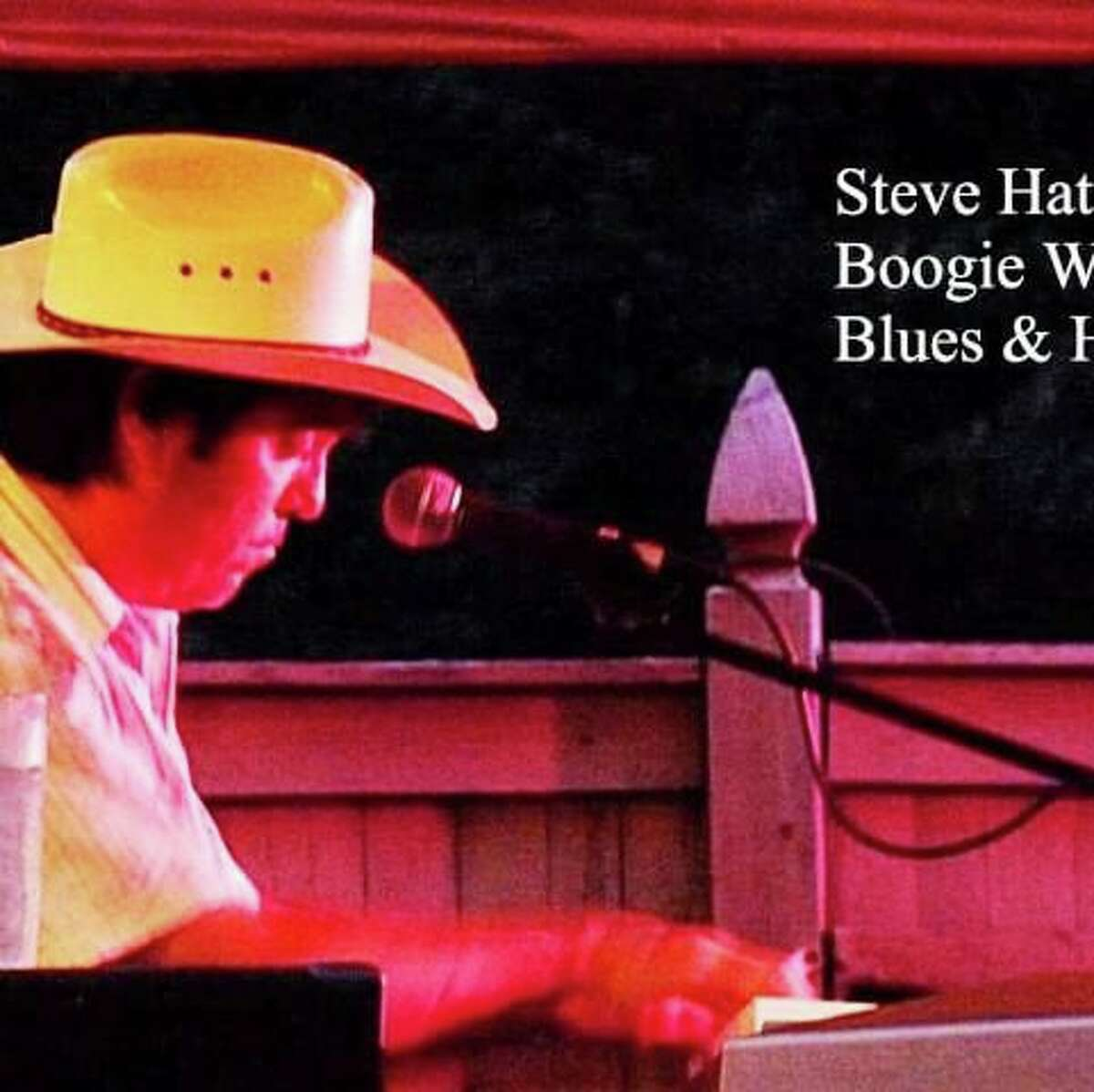 Steve Hatch & The Redliners play the Buttonwood Tree Performing Arts Center Friday.