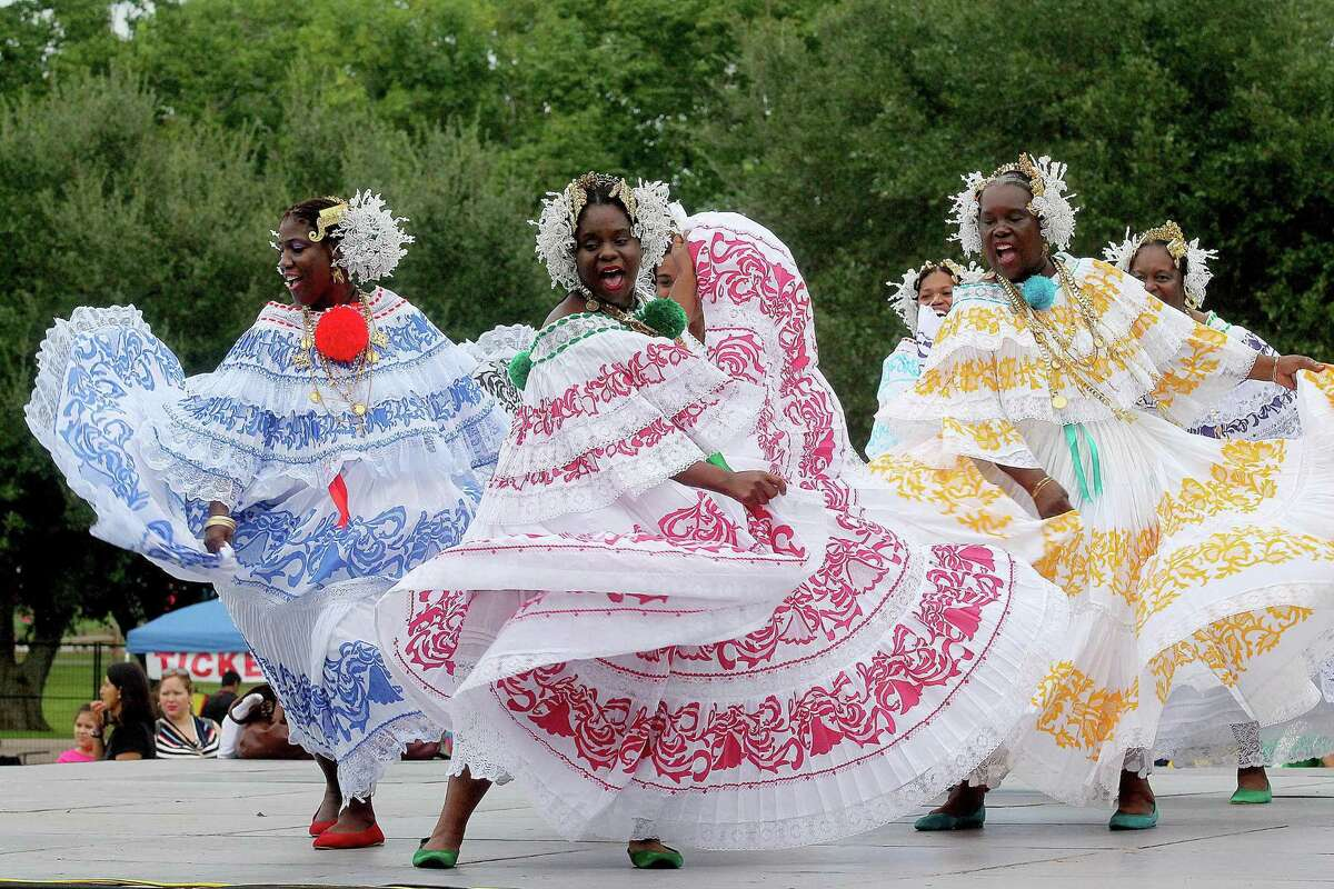 Performers such as Grupo Folklorico Raices de Panama have been a highlight at the annual Pearland International Festival. The event has been postponed until next year because of concerns about the pandemic. Last year, the event was canceled for the same reason.