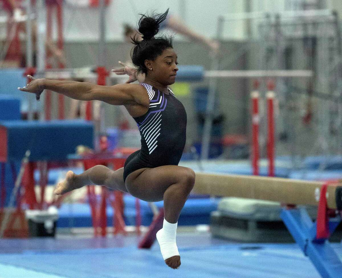 Arguably the best combination of expression and power is on floor exercise, an event in which Simone Biles has won five national championships, four world titles and the 2016 Olympic gold medal.