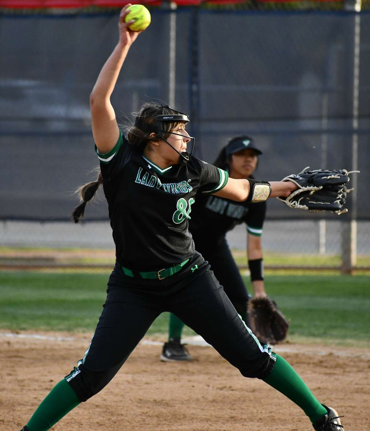 Floydada junior pitcher Erin Trevino was named second team All-State by the Texas Sports Writers Association.