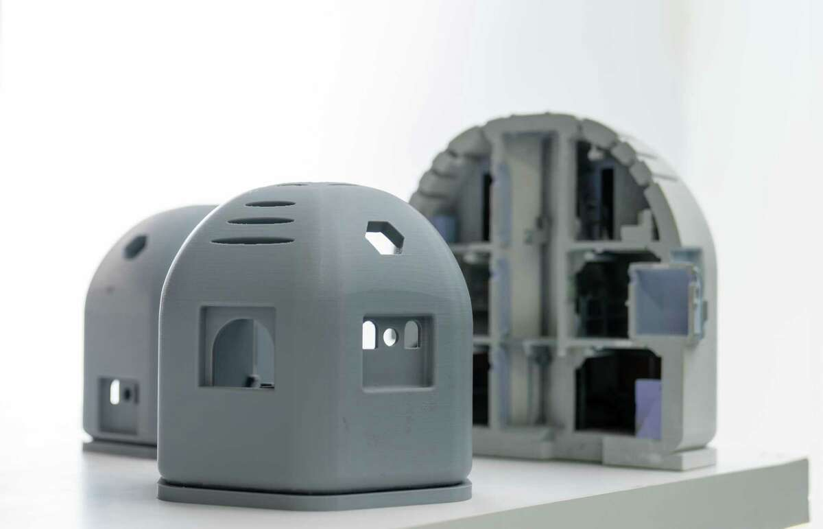 A prototype moon habitat