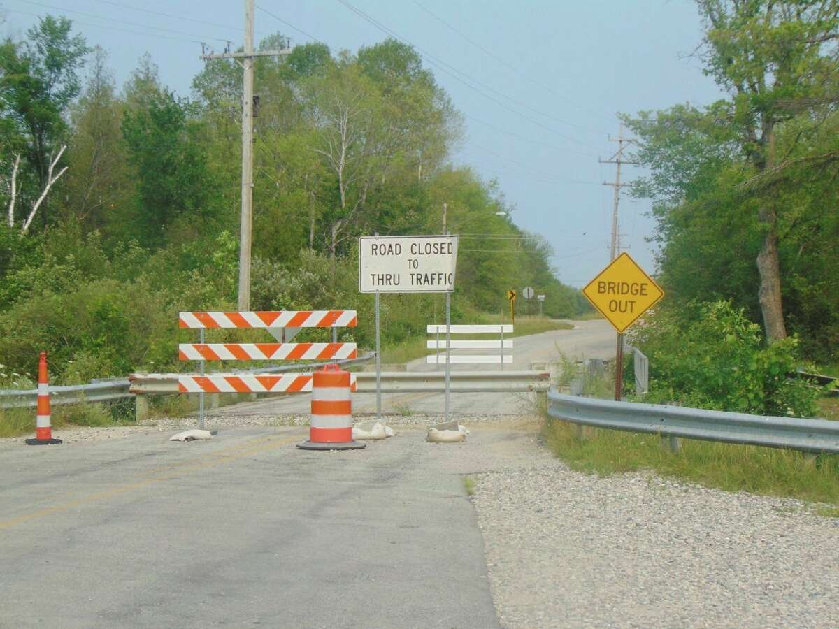 The village council authorized the Eighth Street Bridge to be reconstructed in its original location. (Star photo/Shanna Avery)