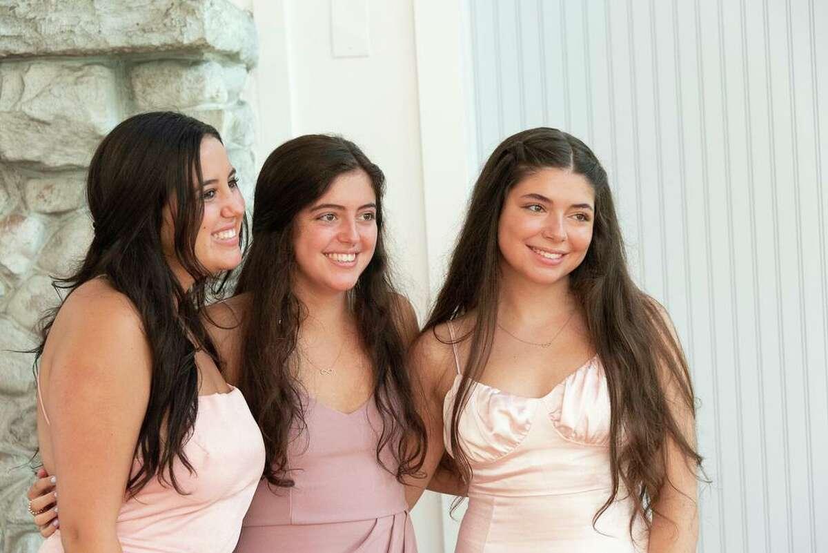 Ava,19; Isabella, 18; and Mia Lombardi, 15.