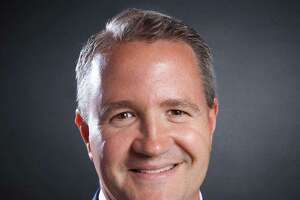 Newtown First Selectman Dan Rosenthal.