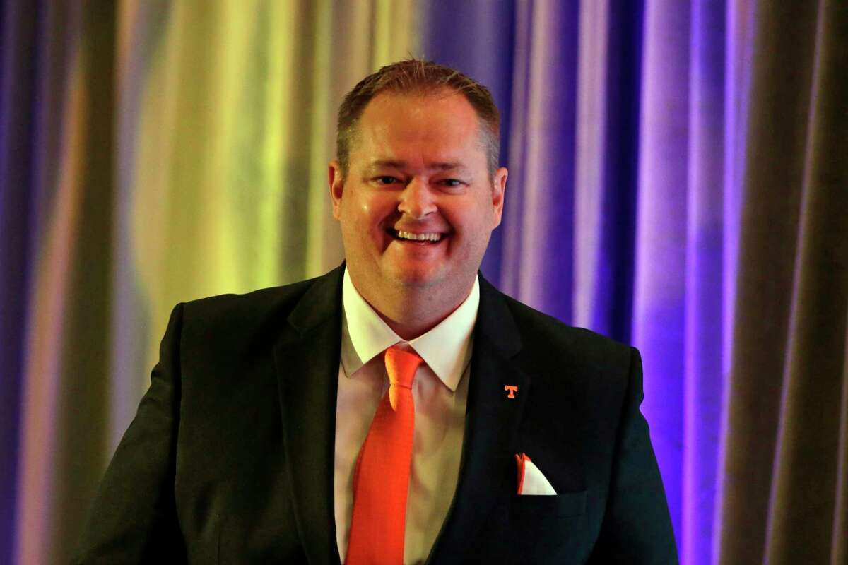 Josh Heupel was part of a rapid turnaround at Oklahoma as a player. The new Tennessee coach says that experience gives him a different perspective on his team's timeline.