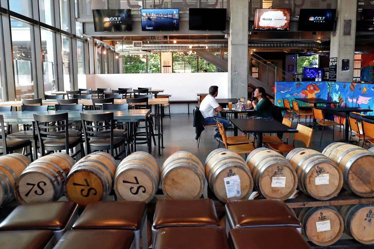 Seven Stills Brewery & Distillery's CEO Tim Obert owes $420,000 in rent debt for two operating brewery locations and one shuttered in February.