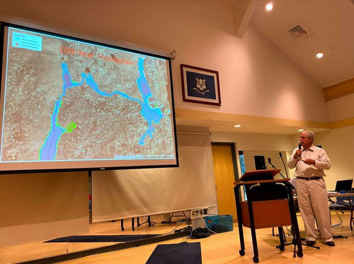 At the meeting, NRCS representatives explained that the purpose for decommissioning is to make the dam compliant with federal regulations.