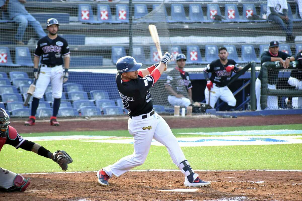The Tecolotes Dos Laredos only recorded six combined hits in their doubleheader against Union Laguna on Tuesday.