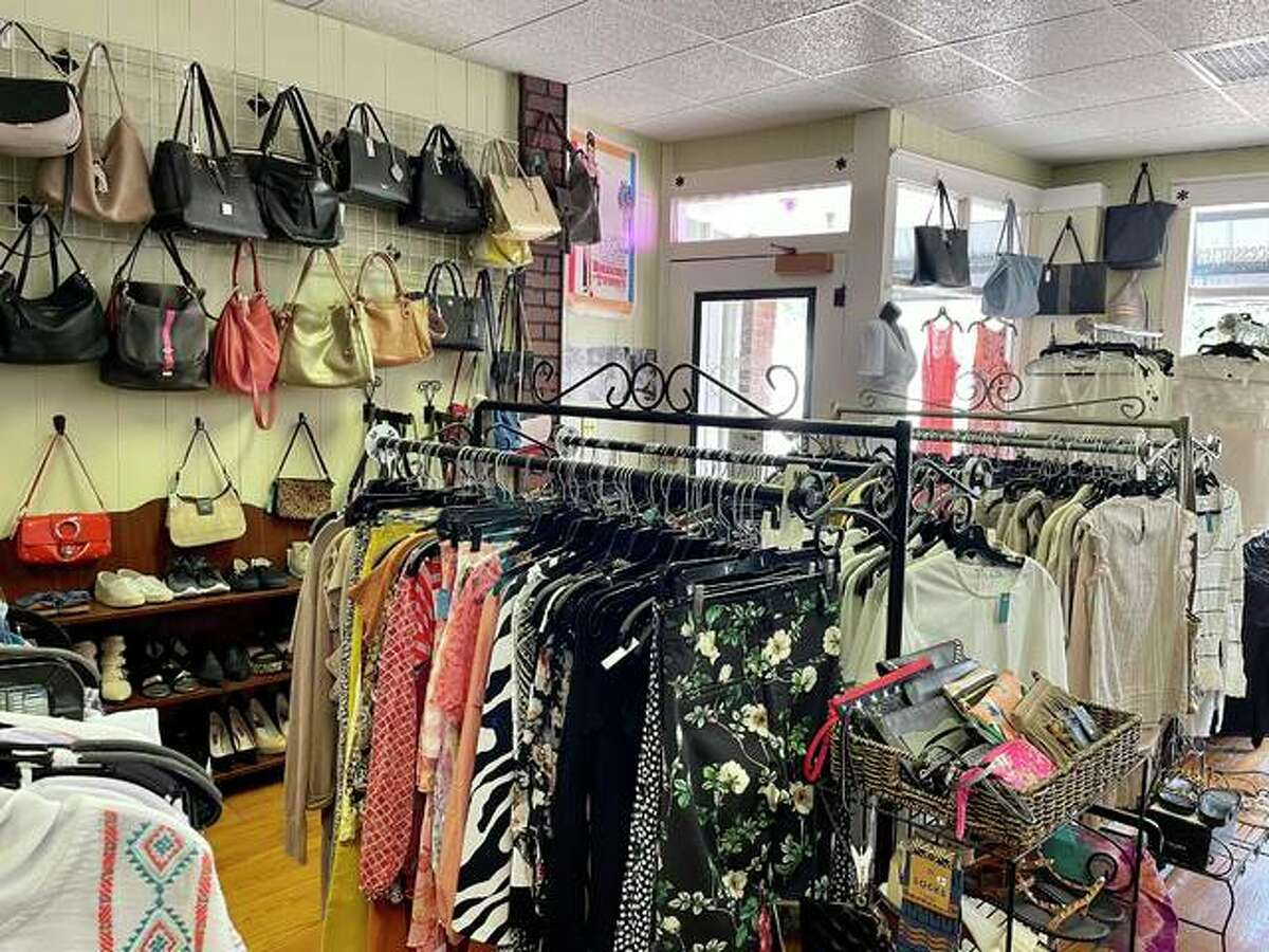 Karma on Main, 164 S Main St., holds items from designer handbags to jewelry and more.