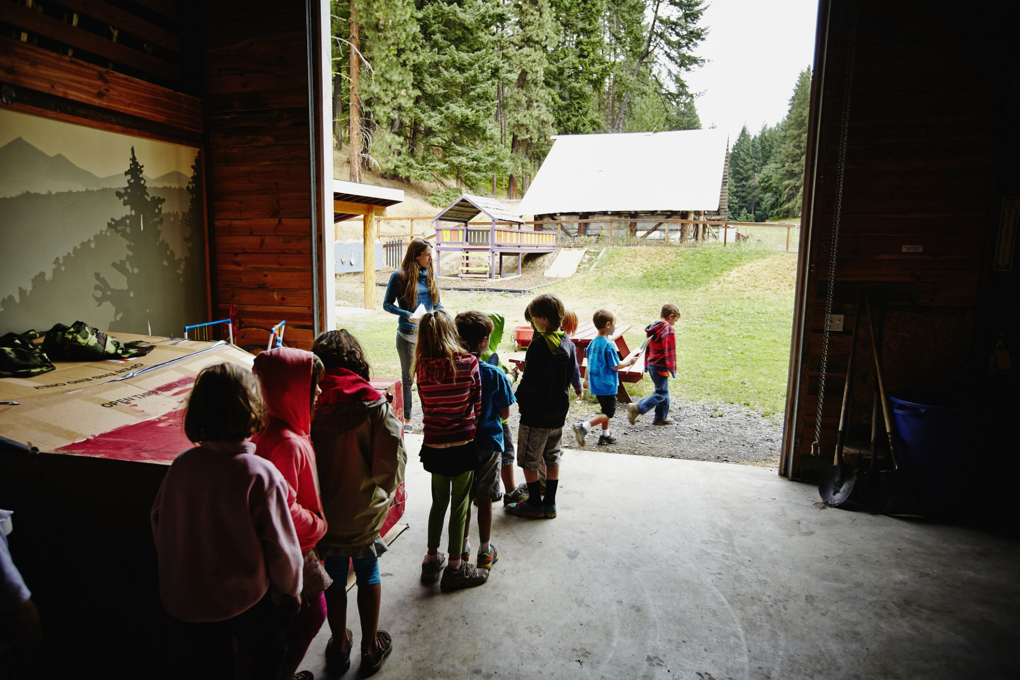 COVID outbreak at Columbia County summer camp - Times Union