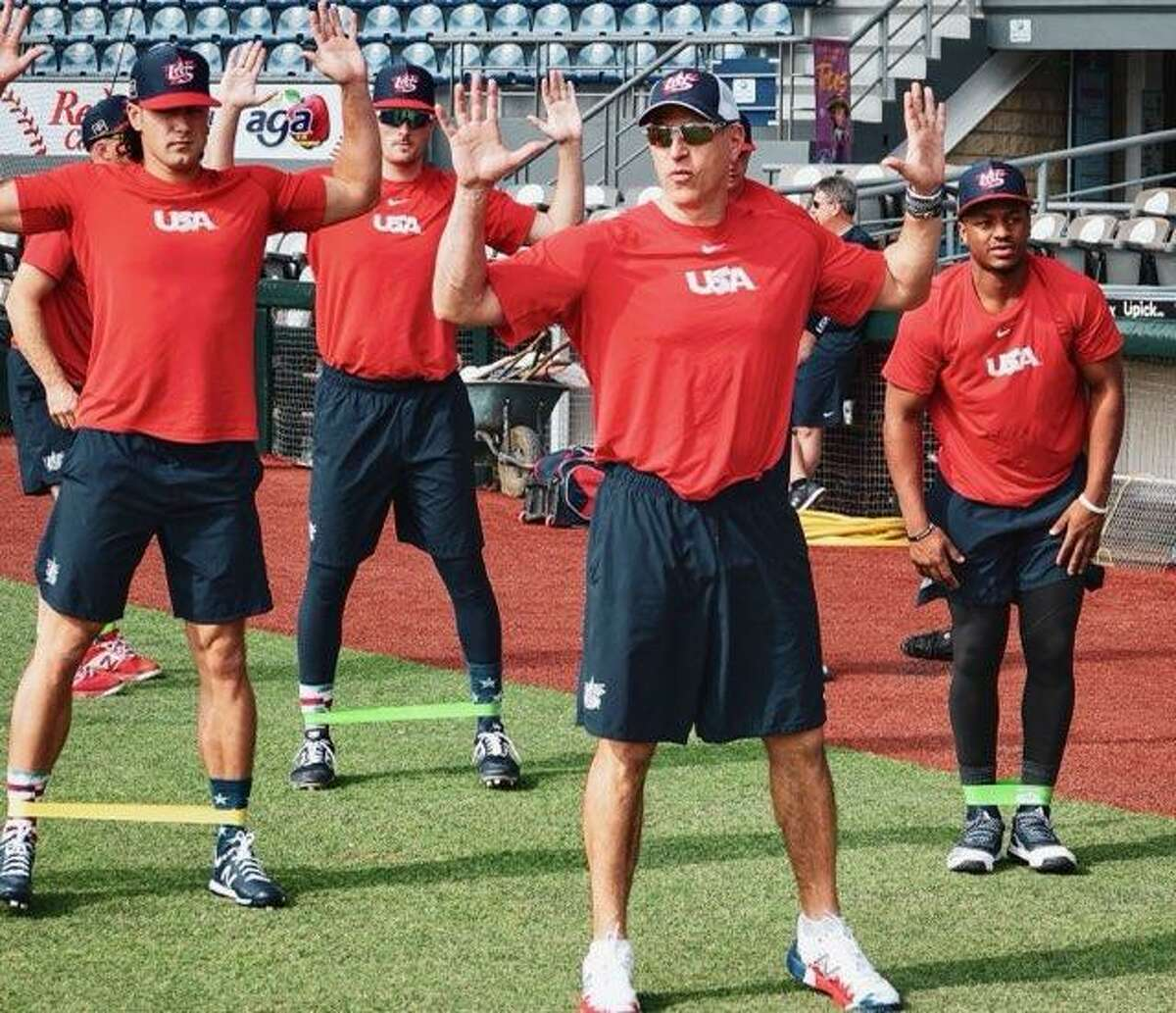 Orange's Jim Ronai is the U.S. Olympic baseball team's strength and conditioning coach and physical therapist as well as the assistant athletic trainer in Tokyo.